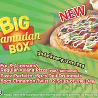 Read more about Pizza Hut NEW Big Ramadan Box 12 Jul 2014