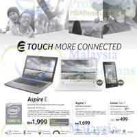Read more about Acer Aspire Notebooks & Iconia Tablets Offers 21 Aug 2014