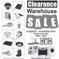 Read more about Fagor Home Kitchen Appliances Warehouse SALE @ Shah Alam 8 - 10 Aug 2014