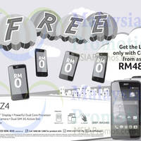 Read more about Acer Liquid Z4 RM0 With Celcom First 4 Sep 2014