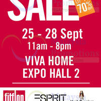 Read more about Fitflop & Other Brands SALE @ Viva Home Expo 25 - 28 Sep 2014