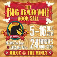 Read more about Big Bad Wolf Books SALE @ MIECC 5 - 21 Dec 2014