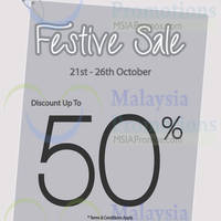 Read more about Carlo Rino Festive Sale 21 - 26 Oct 2014