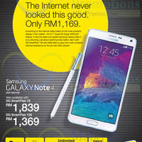 Read more about Digi Samsung Galaxy Note 4 Offer 17 Oct 2014
