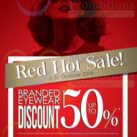 Read more about Focus Point Red Hot Sale 2 - 31 Oct 2014