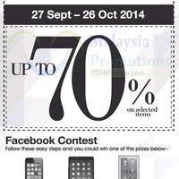 Read more about Reject Shop Merdeka Sale 27 Sep - 26 Oct 2014