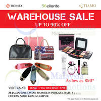 Read more about Aivoria Up to 90% Off Warehouse Clearance @ Cheras 28 Nov - 7 Dec 2014