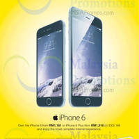 Read more about Digi Apple iPhone 6 Offer 6 Nov 2014