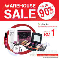Read more about Elianto Warehouse Sale @ Cheras 28 Nov - 7 Dec 2014