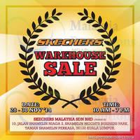 Read more about Skechers Warehouse SALE @ Kuala Lumpur 28 - 30 Nov 2014