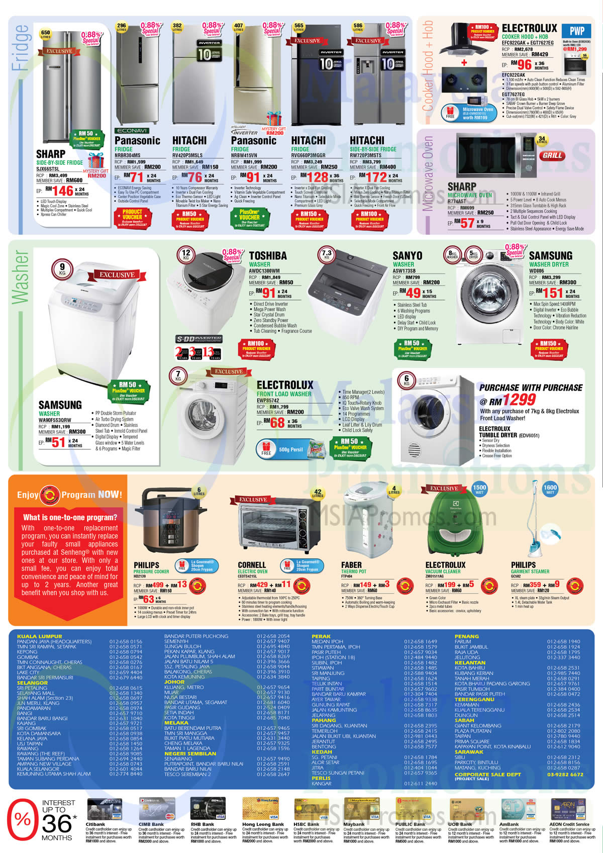 Uncategorized Sanyo Kitchen Appliances fridges washers kitchen appliances samsung toshiba sanyo cornell electrolux