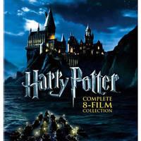 Harry Potter 65% Off Complete 8-Film Blu-ray Collection 24hr Promo 30 Nov - 1 Dec 2015