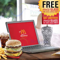 Read more about McDonald's McDelivery FREE Coca-Cola Glass With Every Order 14 Nov 2014