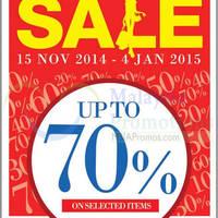 Read more about Reject Shop Year End Sale 15 Nov 2014 - 4 Jan 2015