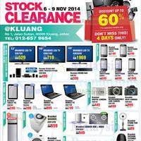 Read more about Senheng Pre-Renovation Stock Clearance @ Kluang 6 - 9 Nov 2014