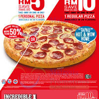 Read more about Domino's Pizza Pizzas From RM5 Promotion 12 Dec 2014