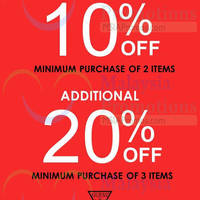 Read more about Guess Up To 20% Off @ Johor Premium Outlets 5 - 14 Dec 2014