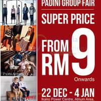Read more about Padini Group Fair @ IPC Shopping Centre 22 Dec 2014 - 4 Jan 2015