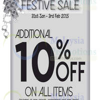 Read more about Carlo Rino Festive Sale 31 Jan - 3 Feb 2015