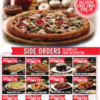 Read more about Domino's Pizza 30% Off All Menu Items 12 Jan 2015