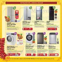 Read more about SenQ Notebooks, Digital Cameras, Home Appliances, TVs & Phones Offers 1 - 31 Jan 2015