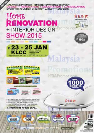 Home interior design renovation expo