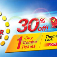 Read more about Legoland Malaysia 30% Off Combo Tickets Online Flash Sale 20 - 22 Jan 2015