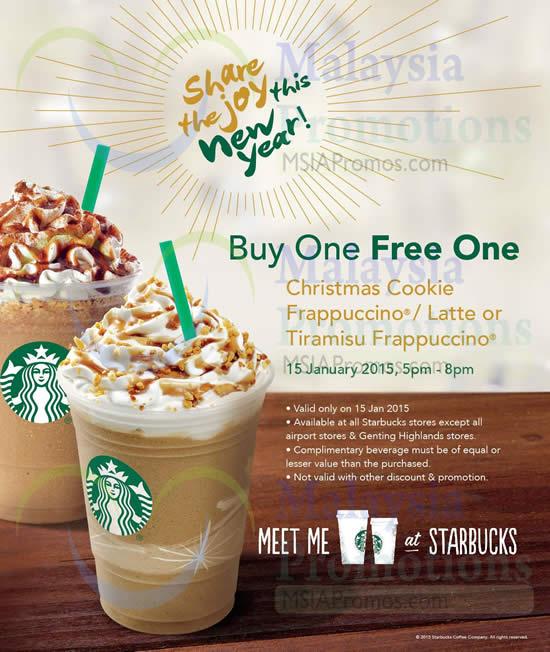 Starbucks discount coupon