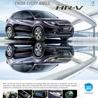 Read more about Honda HR-V Price & Features 6 Feb 2015