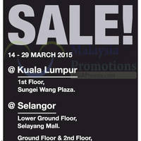 Read more about Parkson Extreme Warehouse Sale @ Selayang Mall Selangor 14 - 29 Mar 2015