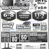 Read more about Sec Warehouse SALE @ Bayan Lepas Penang 6 - 8 Mar 2015
