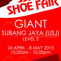 Read more about Bata Shoe Fair @ Giant Subang Jaya 24 Apr - 8 May 2015