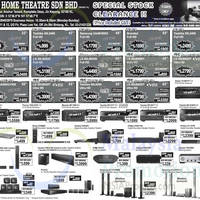 Read more about Desa Home Theatre Audio Visual TVs, Speakers & More Offers 17 - 19 Apr 2015