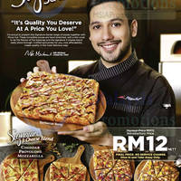 Read more about Pizza Hut New Signature 3 Cheese Blend Pizza 17 Apr 2015
