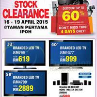 Read more about Senheng Stock Clearance @ Taman Pertama Ipoh Perak 16 - 19 Apr 2015