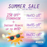 Read more about Elianto 15% Off Storewide Promo 30 - 31 May 2015