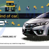 Read more about Honda Jazz Offers 16 May 2015