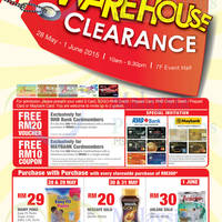 Read more about KL Sogo Warehouse Clearance 28 May - 1 Jun 2015