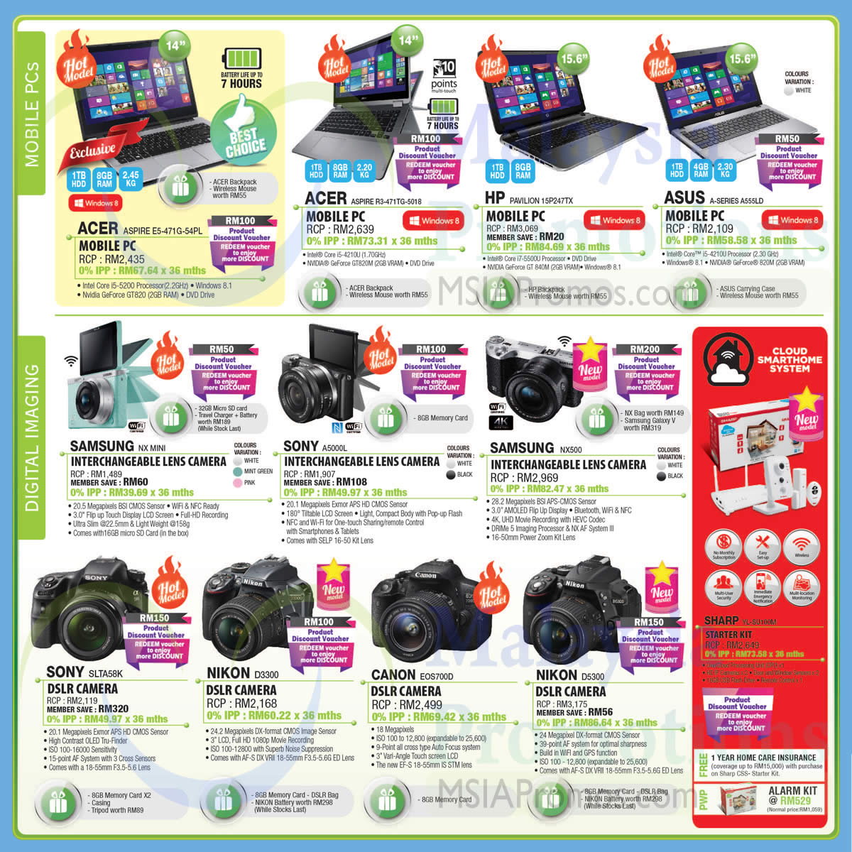 Notebook samsung format - Notebooks Digital Cameras Smarthome System Starter Kit Sharp Sony Samsung Acer Aspire Nikon Canon Hp Pavilion Asus