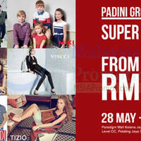 Read more about Padini Group Fair @ Paradigm Mall 28 May - 7 Jun 2015