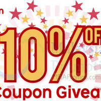Read more about Rakuten 10% OFF Storewide RM100 Min Spend Coupon Code 28 Sep - 2 Oct 2015