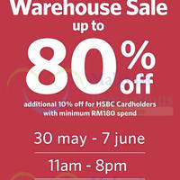 Read more about Esprit Up to 80% Off Warehouse Sale @ Citta Mall 5 - 7 Jun 2015