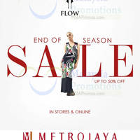 Read more about Flow End of Season Sale 15 - 28 Jun 2015
