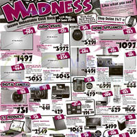 Read more about Harvey Norman Notebooks, Digital Cameras, Furnitures & Other Offers 30 May - 5 Jun 2015