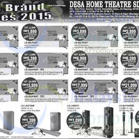 Read more about LG TV Offers @ Desa Home Theatre 1 Aug 2015