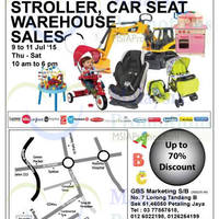 Read more about GBS Branded Toys Warehouse Sale @ Petaling Jaya 9 - 11 Jul 2015