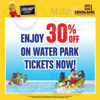 Read more about Legoland 30% Off Water Park Tickets 20 - 25 Jul 2015