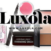 Luxola 35% OFF Storewide NO Min Spend 6hr Coupon Code (6pm to 12am) 14 Oct 2015