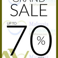Read more about Primavera Grand Sale @ Nationwide 29 Jul - 31 Aug 2015