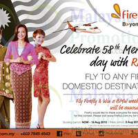 Read more about Firefly RM58 Domestic Destinations Promo 3 - 16 Aug 2015